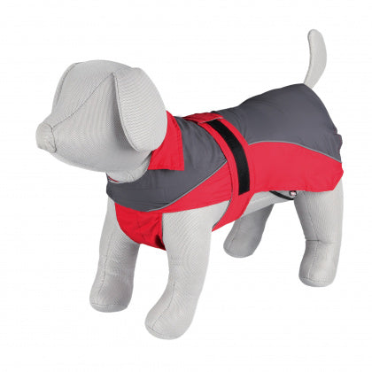 TRIXIE Raincoat Lorient, Dog Raincoat - Barks and Licks