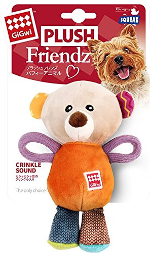 Gigwi PLUSH FRIENDZ Bear