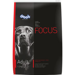 Drools Focus Adult - Barks and Licks