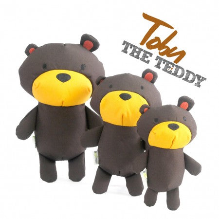 Toby The Cuddly Teddy Soft Toy