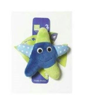 Cuddly Starfish Plush Toy - barksnlicks