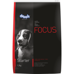 Drools Focus Starter - Barks and Licks