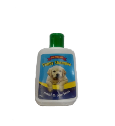Glenand Puppy Shampoo - Barks and Licks