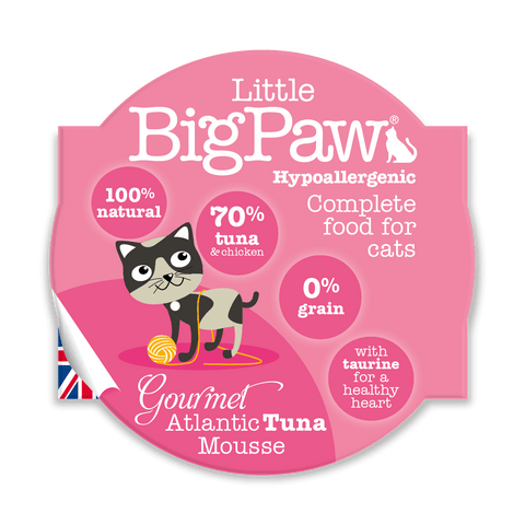 Little BigPaw Gourmet Atlantic Tuna Mousse
