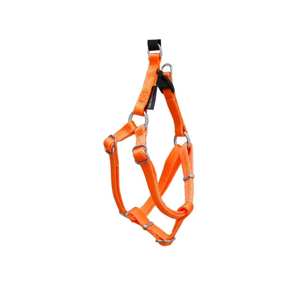 HUFT Soft Nylon Safety Harness - Barks and Licks