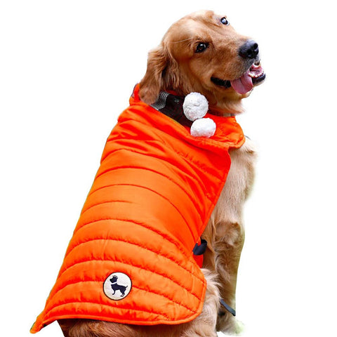HUFT Madison Jacket for dogs - barksnlicks  - 1