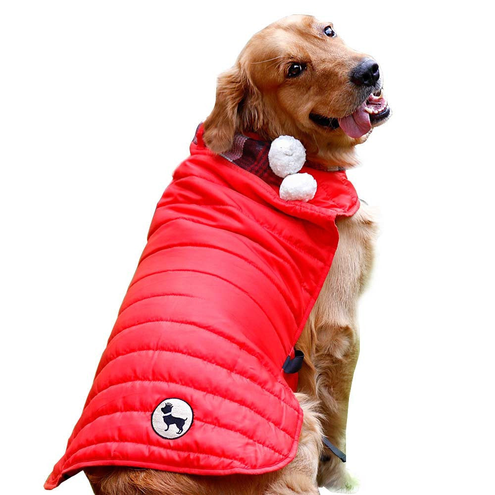 HUFT Madison Jacket for dogs - Barks and Licks