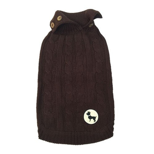 HUFT Woolies: Sweater for Dogs - Barks and Licks