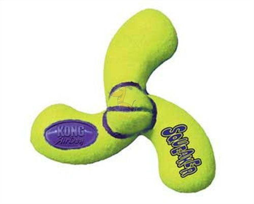 KONG AIR SQUEAKER SPINNER - Barks and Licks