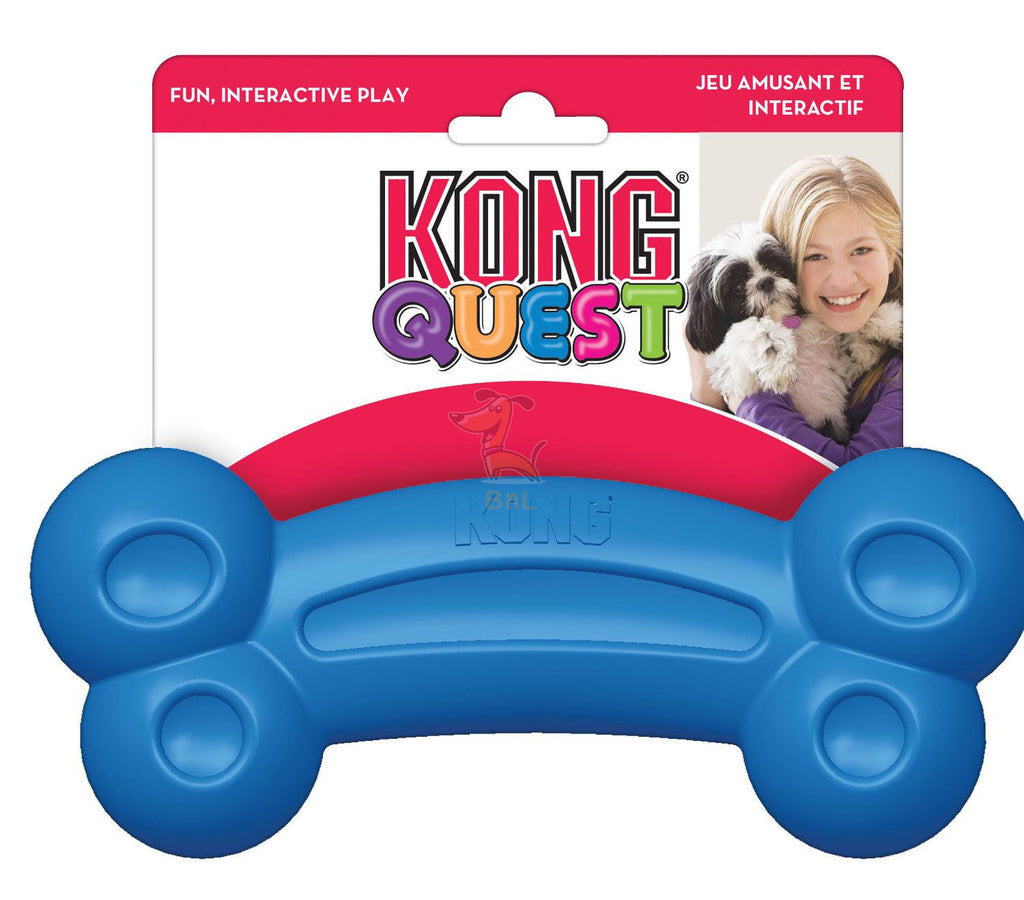 KONG QUEST BONE - Barks and Licks