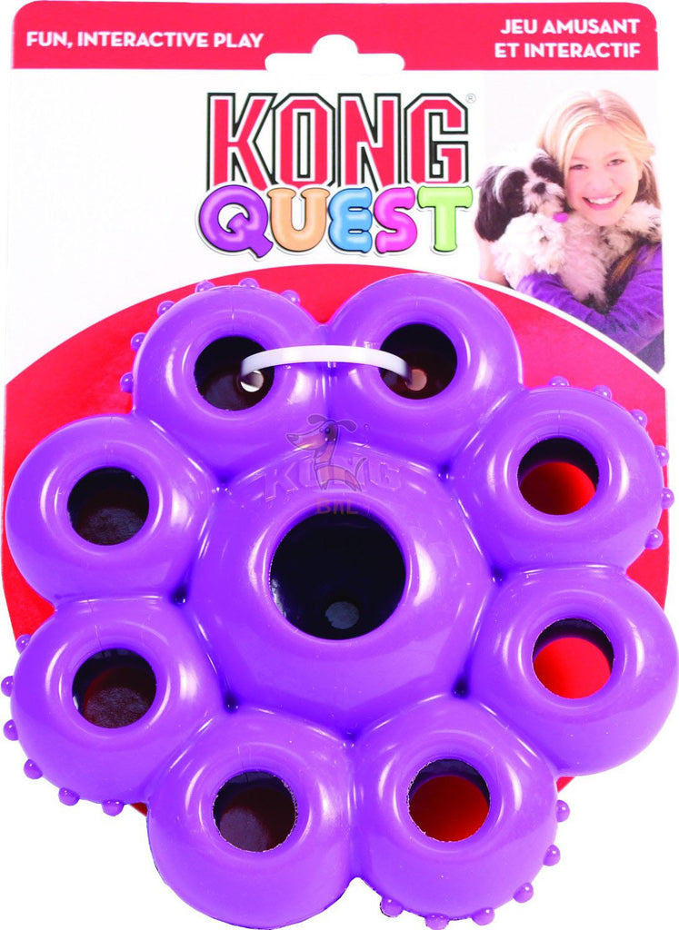 KONG QUEST STAR PODS - Barks and Licks
