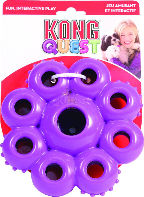 KONG QUEST STAR PODS - barksnlicks  - 1