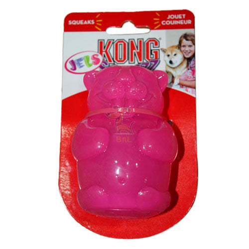 KONG SQUEEZZ JELS BEAVER - Barks and Licks