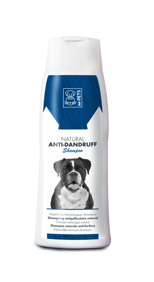 Natural Anti-Dandruff Dog Shampoo