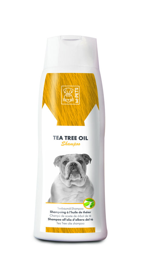 TEA TREE OIL DOG SHAMPOO