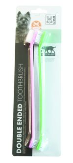 MPets Double Ended Toothbrush
