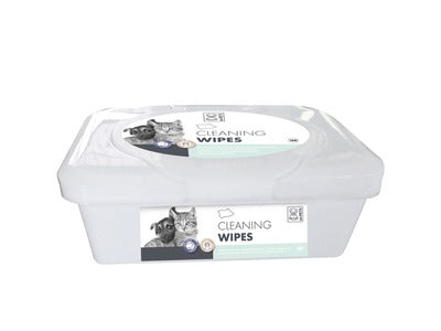 MPets Cleaning Wipes - Body & Paws