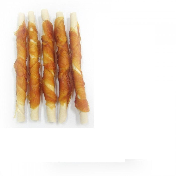 Dogaholic Milky Chew Chicken Sticks (10) pieces - Barks and Licks