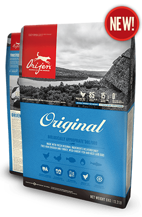 Orijen Original Dog Food - Barks and Licks