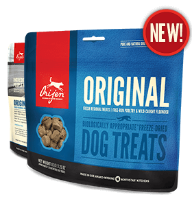 Orijen Original Freeze Dried Dog Treat - Barks and Licks