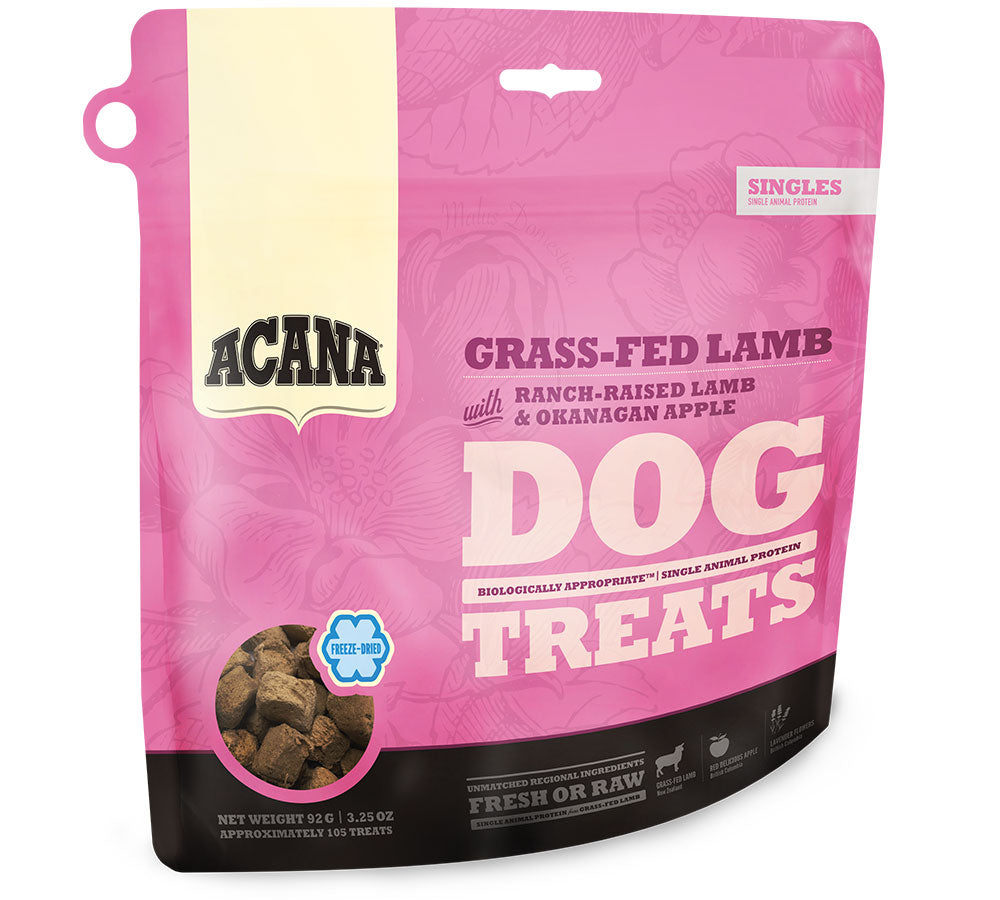 ACANA Grass-Fed Lamb Treats - Barks and Licks