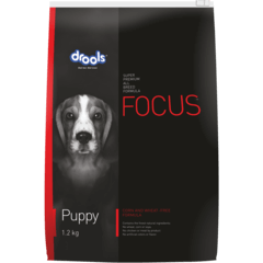 Drools Focus Puppy - Barks and Licks