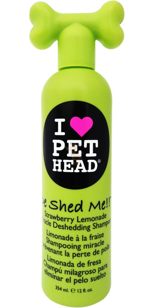 PET HEAD DE SHED ME SHAMPOO - Barks and Licks