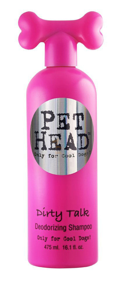 PET HEAD DIRTY TALK DEODORIZING SHAMPOO - Barks and Licks