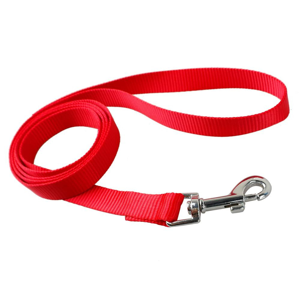 Big Boss Nylon Dog Leash - Barks and Licks
