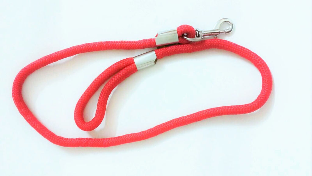 Premium Round Braid Dog Leash - Barks and Licks