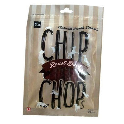 Chip Chops Roast Duck Dog Treats - barksnlicks