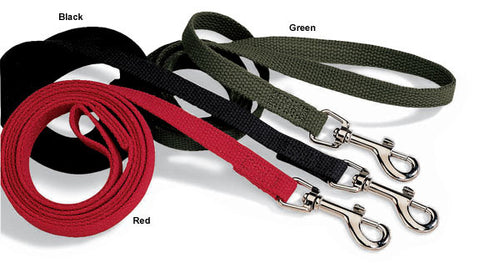 Big Boss Soft Cotton Dog Lead - barksnlicks