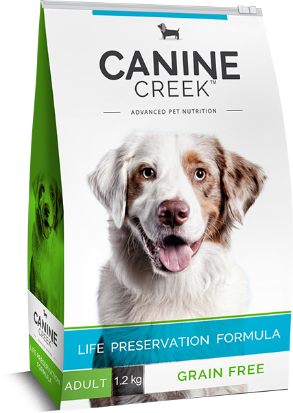 CANINE Creek Life Preservation Formula For Adults