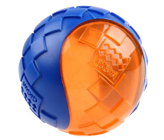GiGwi G-BALL Transparent - Barks and Licks