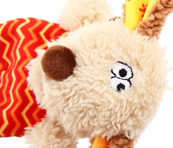 Gigwi PLUSH FRIENDZ Dog - Barks and Licks