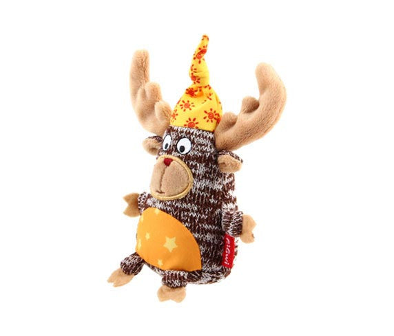 Gigwi PLUSH FRIENDZ REINDEER - Barks and Licks