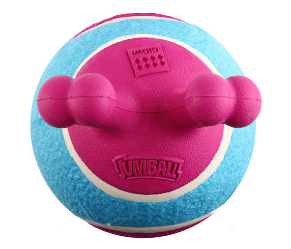 Gigwi JUMBALL Tennis - Barks and Licks