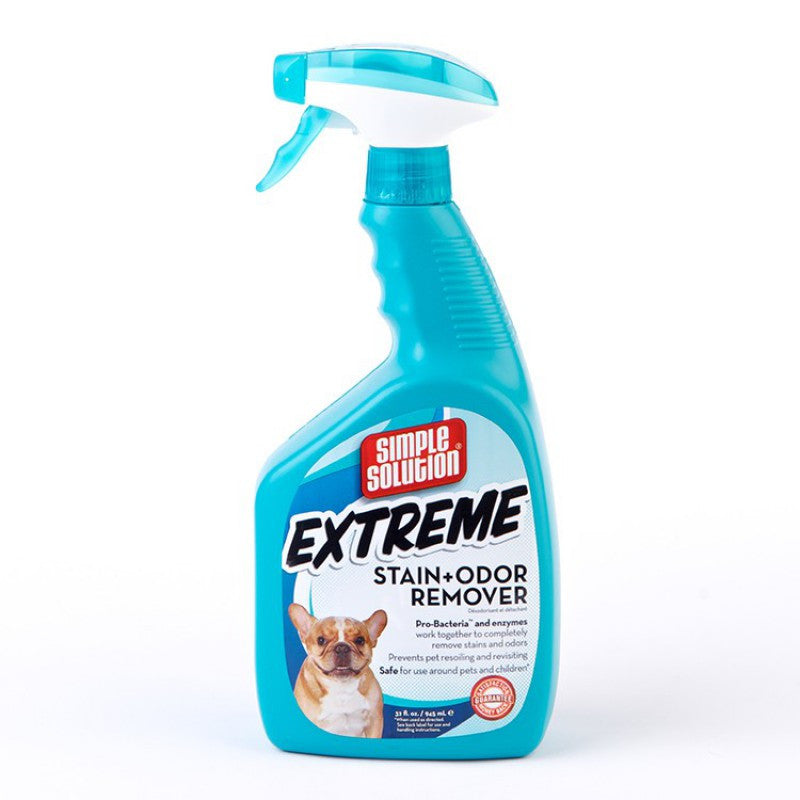 Simple Solution - Etreme Stain & Odour Remover - barksnlicks