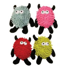 Petsport Mop Monster Assorted Double Stiched Toy