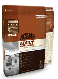 ACANA ADULT LARGE BREED Dog Food - Barks and Licks