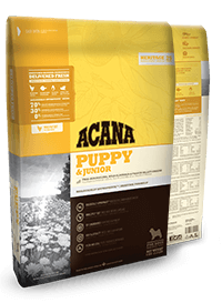 ACANA Puppy & Junior Dog Food - Barks and Licks