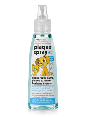 Petkin Plaque Spray - Barks and Licks
