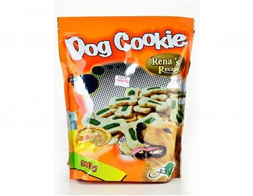 Rena's Recipe Dog Cookie Chlorophyll - Barks and Licks