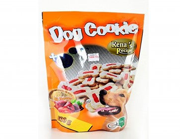 Rena's Recipe Dog Cookie Liver - Barks and Licks