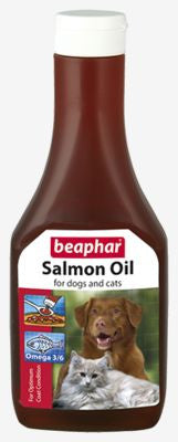 Beaphar Salmon Oil - barksnlicks