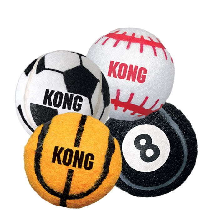 KONG SPORT BALLS - Barks and Licks