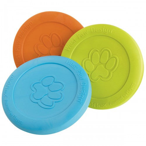 Zogoflex Zisc Flying Disc - barksnlicks  - 1