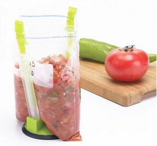 High Quality Baggy Rack Food Bag Holder