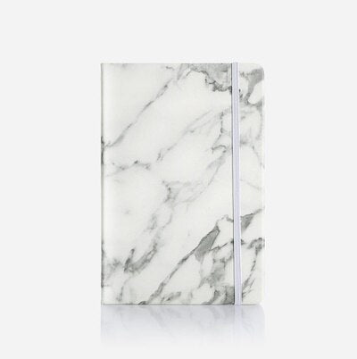 MARBLE PRINT SERIES | Nolea Leather Notebook | Leano Leather Notebook | Special Design