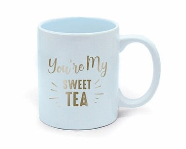 Marble-prints Mugs - You are my Sweet Tea Mug